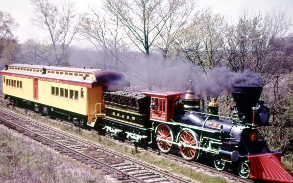 1960s The General Civil War Loco